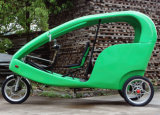 tricycle 1000W guidé électrique/tour électrique pour le tourisme de parc