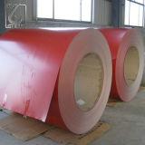 Качество структуры Prepainted гальванизированная стальная катушка для сухой стены