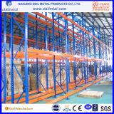 Racking elevado Ce-Certificated da pálete da capacidade de carregamento/cremalheira de aço da pálete