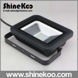 SMD2835 lámpara de inundación del aluminio 10W LED