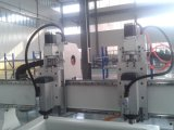 Alta macchina per la lavorazione del legno di Precison dei 2 assi di rotazione