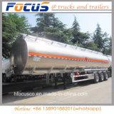 Diesel da liga de alumínio do eixo de 3 Fuwa/BPW/gasolina/de petroleiro do caminhão reboque de serviço público Semi