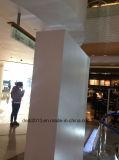 Fußboden 32inch, der LCD bekanntmacht Spieler steht