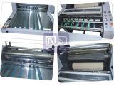 Macchina di laminazione semiautomatica siamese per la pellicola termica