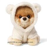 Custom adoráveis animais taxidermizados Huskey de pelúcia para venda por grosso