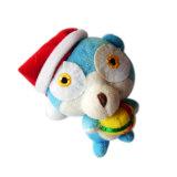 Weltcup-Weihnachtsschlüsselring-Spielzeug