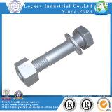 鉄骨構造のための高力重い十六進ボルトTcボルト(張力制御のボルト)