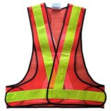 Настраиваемые безопасности дорожного движения светоотражающие Майка