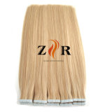 El color de luz llamado doble cinta de pelo de Brasil en el Hair Extension