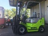 Snscニュージーランドへの1.8トンのディーゼルフォークリフト