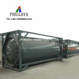 Жидкого топлива в топливный бак танкера ISO для хранения контейнер для продажи