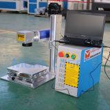 20W волокна станок для лазерной маркировки с помощью подходящего цена продажи с возможностью горячей замены