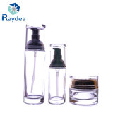 Frasco cosmético de vidro para a água 40ml essencial