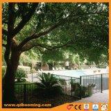 Aluminiumgarten-Zaun-Swimmingpool-Zaun