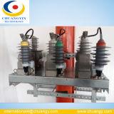 Gecombineerde Transformator In drie stadia van de EpoxyHars van de Transformator 17.5kv van het voltage de OpenluchtType