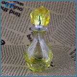 Pulverizador de vidro de Comesitc da amostra do curso dos frascos de perfume