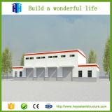 Almacén de acero del edificio de la construcción del taller de la fábrica del bajo costo