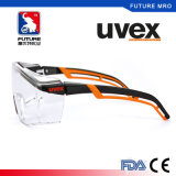 Uvex à prova de pó de vento UV óculos para visitantes2c-1.2 Copos
