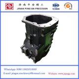 CNC обрабатывающий двигатель случаев автозапчастей для изготовителей оборудования