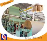 Línea de papel media acanalada de alta velocidad de Produciton que estría para la venta