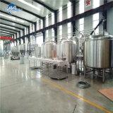 Strumentazione della fabbrica di birra di Taproom con il sistema di chiave in mano della fabbrica di birra, con la benna di fermentazione dell'acciaio inossidabile per Braumeister specializzato dal prezzo di fabbrica della Cina