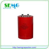 Condensador electrolítico de aluminio del alto voltaje de los condensadores de corrida