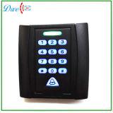 Controle autônomo de porta única de 125kHz Suporte de teclado de porta externa