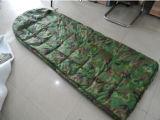 Sac de couchage militaire de camouflage pour le camping