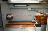 Horizontale CNC van het Torentje het Draaien van de Draaibank Machine voor het Scherpe Hulpmiddel van Metaal vck-6150