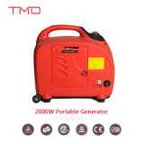 beweglicher Generator des Inverter-2kVA, lärmarm und weniger Kraftstoff Consuption