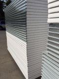 Colorear el panel de emparedado ligero de la hoja de acero EPS para la pared