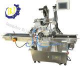 Высокоскоростная автоматическая плоская машина для прикрепления этикеток