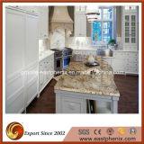 平板のための良質の卸売によって磨かれる黒か白または灰色か黄色または赤いG648/G654/G664石造りの花こう岩かタイルまたは階段または流し
