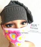 Gorrita tejida de la máscara de la fábrica de la certificación del TUV y del SGS