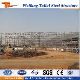 Taller prefabricado económico de la estructura de acero del edificio de la venta caliente