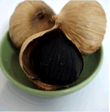 Gesundheits-und Nahrung-schwarzer Knoblauch mit guter Qualität
