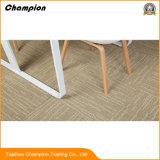 mattonelle di pavimentazione del PVC di struttura della moquette 50*50 (cm) *6 (millimetro)/pavimentazione impermeabile del vinile di /Tranquility della pavimentazione del vinile della moquette (pavimento del vinile)