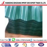 Strato ondulato galvanizzato del tetto dell'acciaio PPGI dello zinco