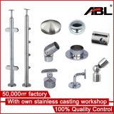 Abl 난간 또는 프로젝트에 있는 주물 작업장 또는 경험 또는 더 나은 가격 또는 품질 보장 또는 더 빠른 납품 소유하기 위하여