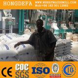Ugali die de Machine van de Korenmolen van de Maïs Maken