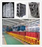 Hoch entwickelte Vakuumgußteil-Methoden-Formteil-Zeile
