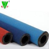 Flexible hydraulique d'alimentation d'usine de caoutchouc Prix flexible de la laver au jet haute pression