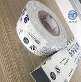 Film protecteur noir blanc pour le profil en aluminium avec de l'acrylique respectueux de l'environnement