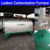 Относящая к окружающей среде печка углероживания угля раковины гайки