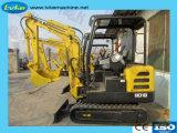 Mini-excavatrice chenillée mini-excavateur 1800kg