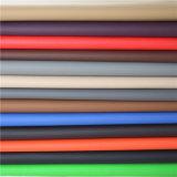 Couro sintético de PVC resistente à abrasão para cobertura de assento de automóvel, estofamento de veículos