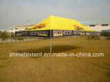 10X20 Pop up tente avec logo personnalisé de l'impression