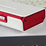 Banco novo Md-01 5000mAh de Design White Bluetooth Speaker Power