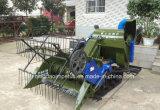 Le tracteur à chenilles neuf de bonne qualité de prix usine de modèle roule la moissonneuse de cartel de riz