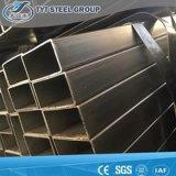 Квадрат стальной пробки ERW черный и прямоугольная стальная пробка для конструкции и оптовой продажи